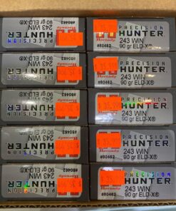 HORNADY 243 WINCHESTER AMMO 20RDS